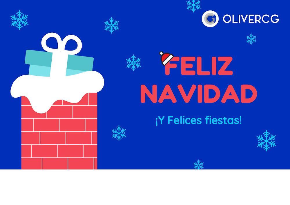 Felicitacion Navidad 2018 de OliverCG