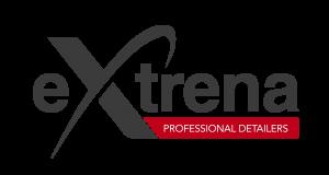 Logotipo de Extrena
